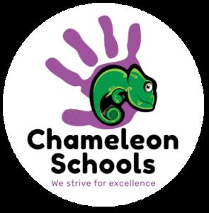 Chameleon Logo RGB Colour transparent.white circle